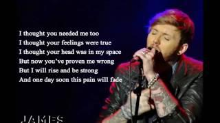 James Arthur - Fade (Audio & Lyrics)