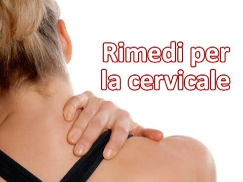 Dizzinesses a causa di osteochondrosis di reparto cervicale