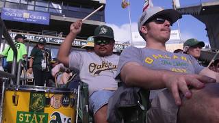 Heartbeat of the Oakland A's