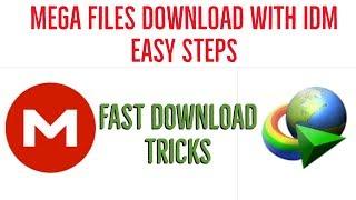 mega files with idm - मुफ्त ऑनलाइन वीडियो