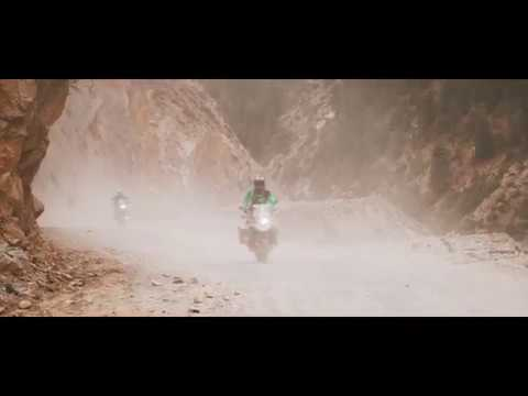 BMW Motorrad Mountain Safari