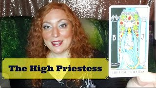 JOURNEY THROUGH THE TAROT: A Week with the HIGH PRIESTESS | Introduction to the EMPRESS