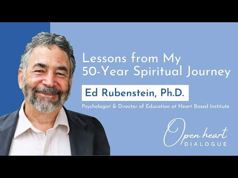 Open Heart Dialogue Ep. 1: Lessons from A Psychologist's 50-Year ...