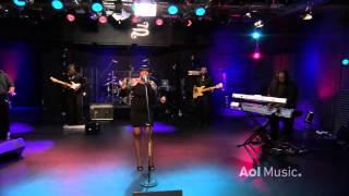 Fantasia - When I See U (AOL Music Sessions) 2010 HD
