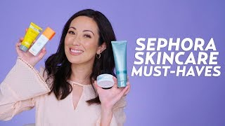 Sephora Skincare Must-Haves: My Picks for a Basic Routine! | #SKINCARE