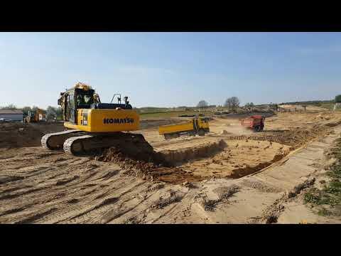Prace przygotowawcze pod budowę drogi ekspresowej S19 - Słodków I - obiekt WD-31