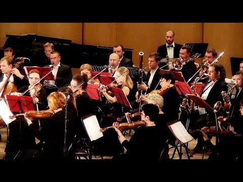 Концерт к 75-летию со дня рождения Муслима Магомаева - 1 часть - Ступинский симфонический оркестр