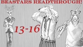 TheStrongestThree! BeastarsChapters13-16Readthrough!