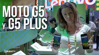 Moto G5 y G5 Plus, primeras impresiones