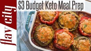 Keto Recipe - Ultimate Breakfast Rollups