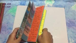 travel brochure idea for school activity