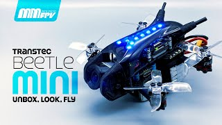 "TransTEC Beetle Mini 2"" Unbox, Look, and Fly Caddx Vista DJI Digital FPV"
