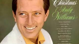 Andy Williams-11 Mary's Little Boy Child