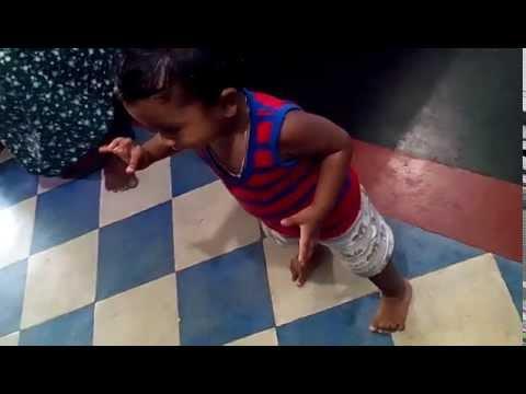 Ek dho theen char ( anjan) dance performance AARON BENNY