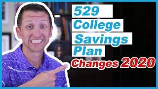 529 PLAN CHANGES 2020