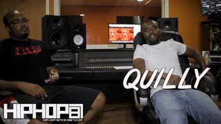 Quilly Millz Talks Name Change, HSH5 Mixtape, New Deal & more with HHS1987