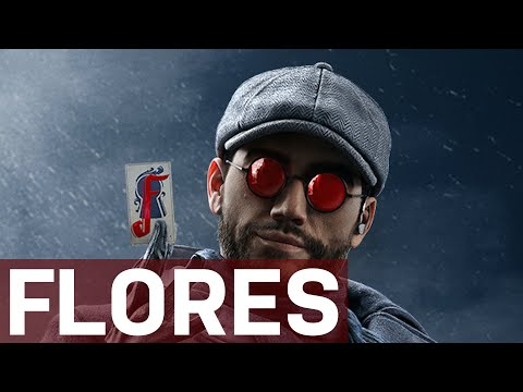 , title : 'How to Play Flores | Rainbow Six Siege