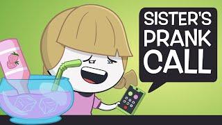 My Tipsy Sister's Phone Prank