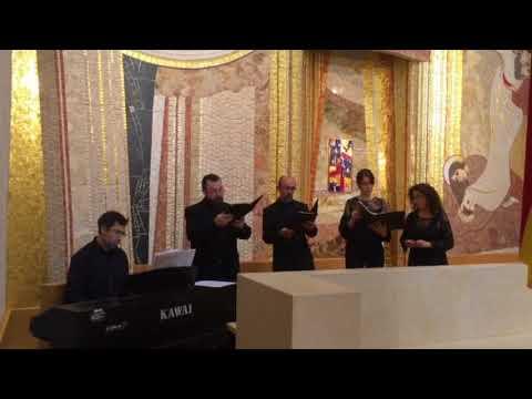 Cuarteto vocal y órgano