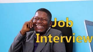 Taata Sam Job Interview   Funniest Comedy Skits.