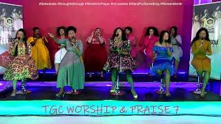 TGC WORSHIP & PRAISE 7 christian music 2020
