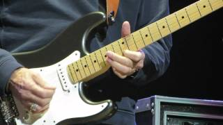 The Weight - Wallflowers with Eric Clapton as guest Pittsburgh 2013