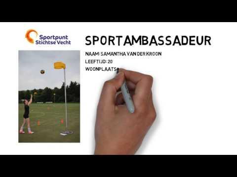 Sportambassadeur OVVO/De Kroon