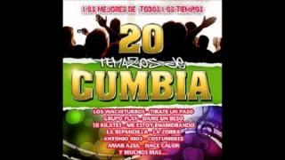 20 Temazos de cumbia   Pibe cantina 2012