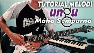 Tutorial Melodi UNGU - MAHA SEMPURNA   DETAIL (Slow Motion)