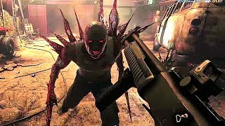 Rainbow Six Siege: OUTBREAK Gameplay Demo (2018)