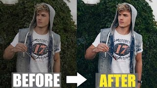 How to Edit Pictures Like an INSTAGRAM MODEL (2 Apps You NEED)