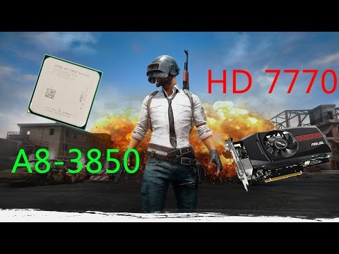Can I run this game with my pc? :: PLAYERUNKNOWN'S BATTLEGROUNDS
