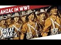 Born On The Shores Of Gallipoli - ANZAC In WW1 I THE GREAT WAR Special