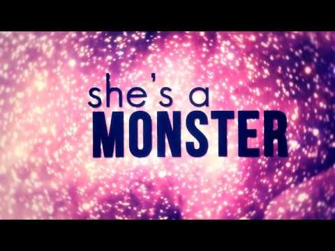 When We Were Enemies - Baby's a Monster ( Lyric Video )