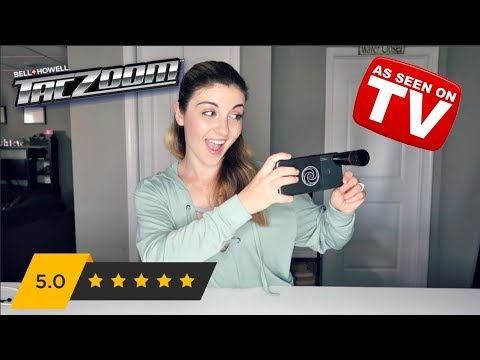 Tac Zoom Review: As Seen on TV Cell Phone Zoom Lens ʘ‿ʘ