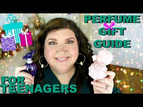 TOP 5 PERFUMES FOR TEENAGERS – GIFT GUIDE FOR TEENS