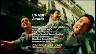 Amanda - D'Nash  (Video)