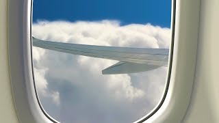 Airplane Sound for Sleeping, Focus or Study Aid | White Noise 10 Hours