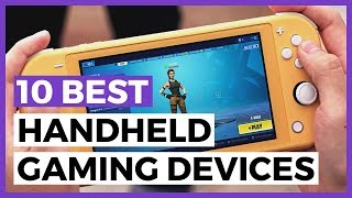 Best Handheld Game Consoles In 2020 - How To Choose The Perfect Portable Game Console System?
