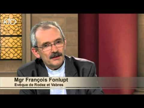 Mgr François Fonlupt - Diocèse de Rodez et Vabres