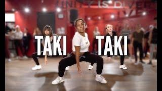 Taki Taki - Dj Snake  Feat. Selena Gomez, Ozuna, Cardi B    Kyle Hanagami Choreography