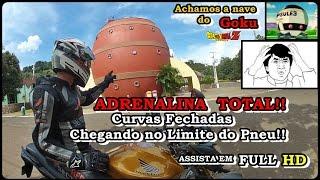 ADRENALINA TOTAL !! CURVAS FECHADAS DE SALGADO FILHO