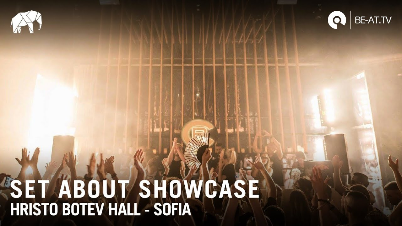 Metodi Hristov b2b Gallya - Live @ Set About Showcase at Hristo Botev Hall, Bulgaria 2018