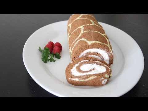 Video RESEP BOLU GULUNG COKELAT