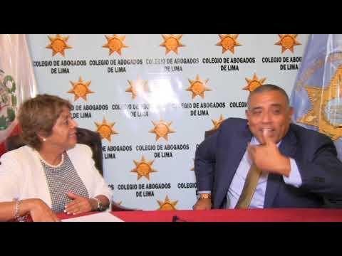 Entrevista al Dr Jorge L. Gonzales Loli
