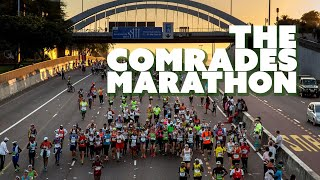 The Comrades Marathon   The World's Greatest Ultra Marathon