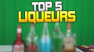 TOP 5 LIQUEURS! | ThePrenti
