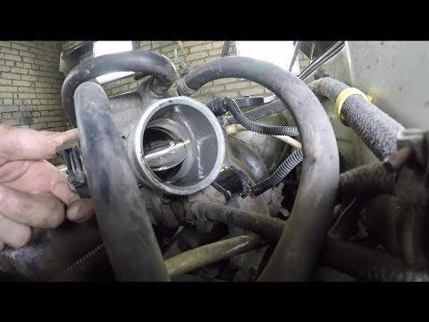 Чистка инжектора своими руками в гаражных условиях. Сервисная промывка