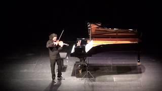 Paganini caprice 24, Matthieu Arama violin, Leopold Auer edition