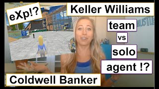 How to Choose The RIGHT Brokerage | NEW Real Estate Agent
